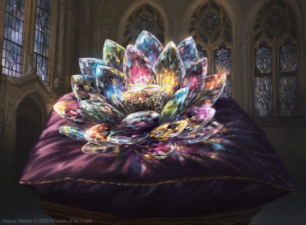 宝石の睡蓮