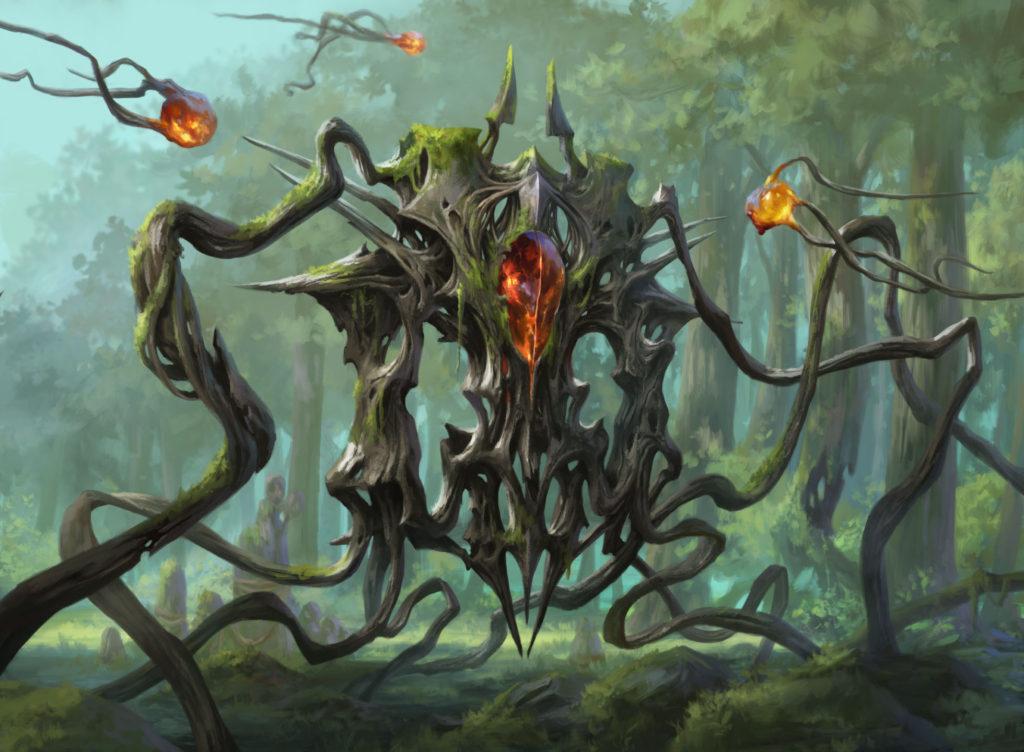 東の樹の木霊
