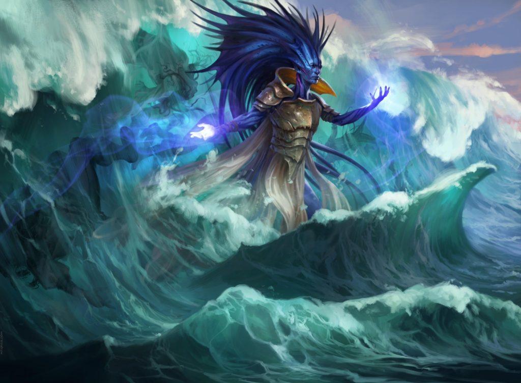 死の波のアラウミ