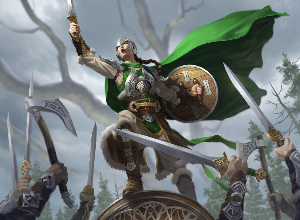 ブレタガルドの守護者、メイヤ