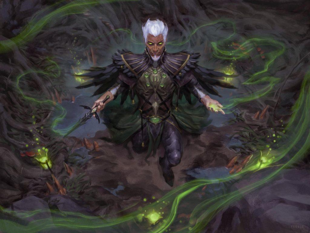 暗影の召喚士、ティヴァシュ
