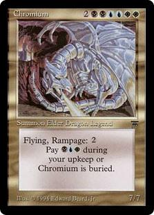 クロミウム